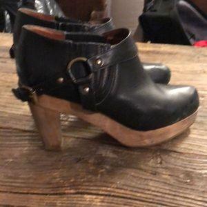 Rachel Comey slip on booties boots shoe
